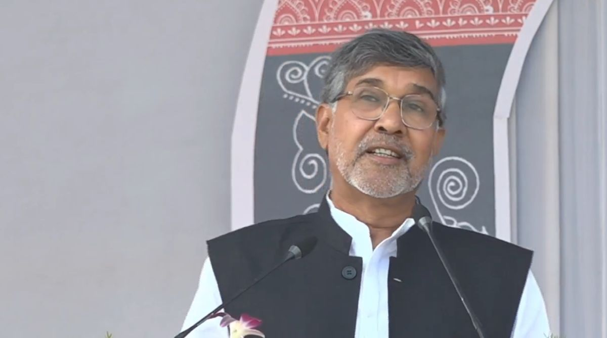 Kailash Satyarthi, Indian culture, Indian Youth, RSS Vijayadashmi event