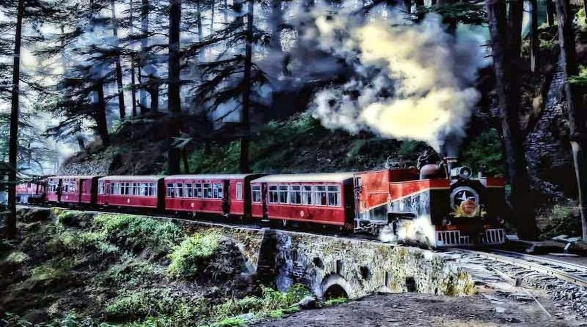 Kalka-Shimla railway section to start hop-on hop-off service from 25 Oct