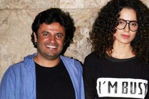 Stop using Vikas for your own vendetta: Vikas Bahl's ex-wife to Kangana Ranaut