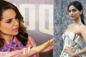 Kangana Ranaut to Sonam Kapoor: Who gives her 'The Right To Judge Me""