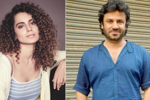Kangana Ranaut on Queen director Vikas Bahl: He'd bury his face in my neck and hold me tight