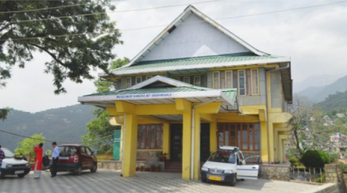 Kangra, Museum of Kangra Art, Dharamshala, cultural heritage, Katoch Dynasty, Himachal Pradesh, archaeological gallery