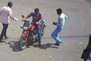 West Bengal: Undertrial escapes from police custody, nabbed in filmy style