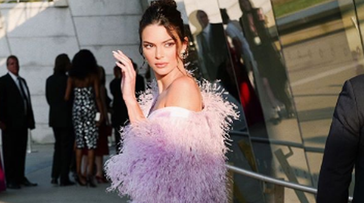 Kendall Jenner's Vogue photoshoot courts controversy