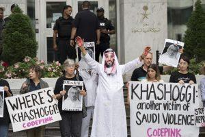 Journalist Jamal Khashoggi disappearance: Saudi Arabia rejects 'attempts to undermine it'