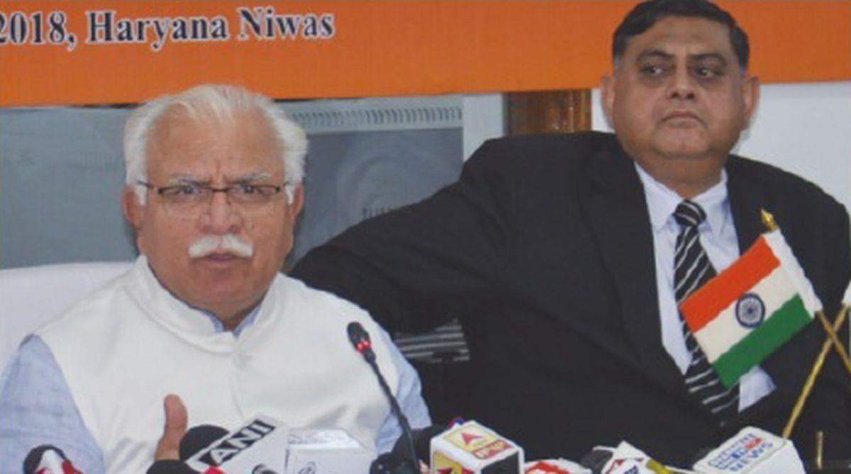 Manohar Lal Khattar, Jarnail Singh Bhindranwale, Khalistan ideologue, Gurudwara, Sikhs