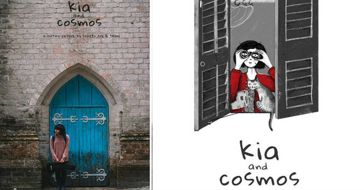 Kia and Cosmos, Barcelona, Milan