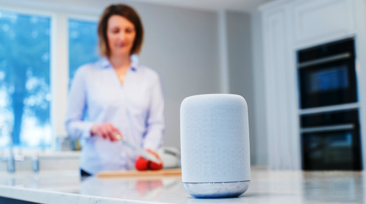 Speakers with Artificial Intelligence