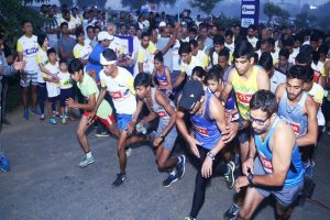 LaYuva and Bharosa Foundation organise LaYuvathon marathon for social cause