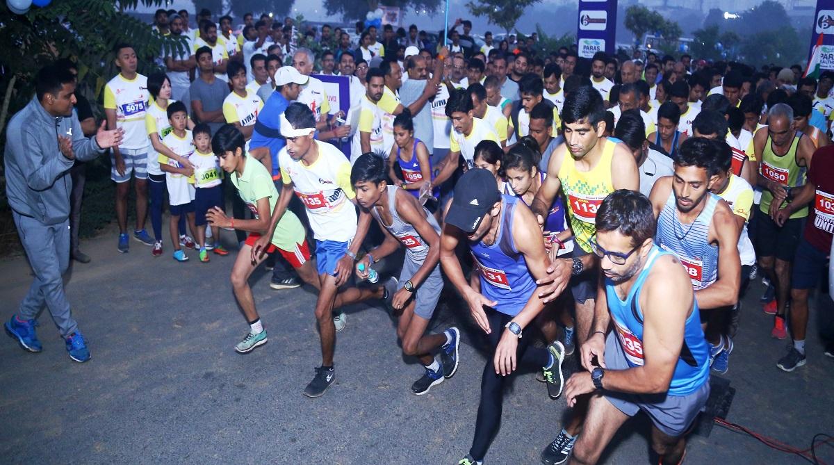 LaYuva and Bharosa Foundation organise LaYuvathon, marathon for a social cause