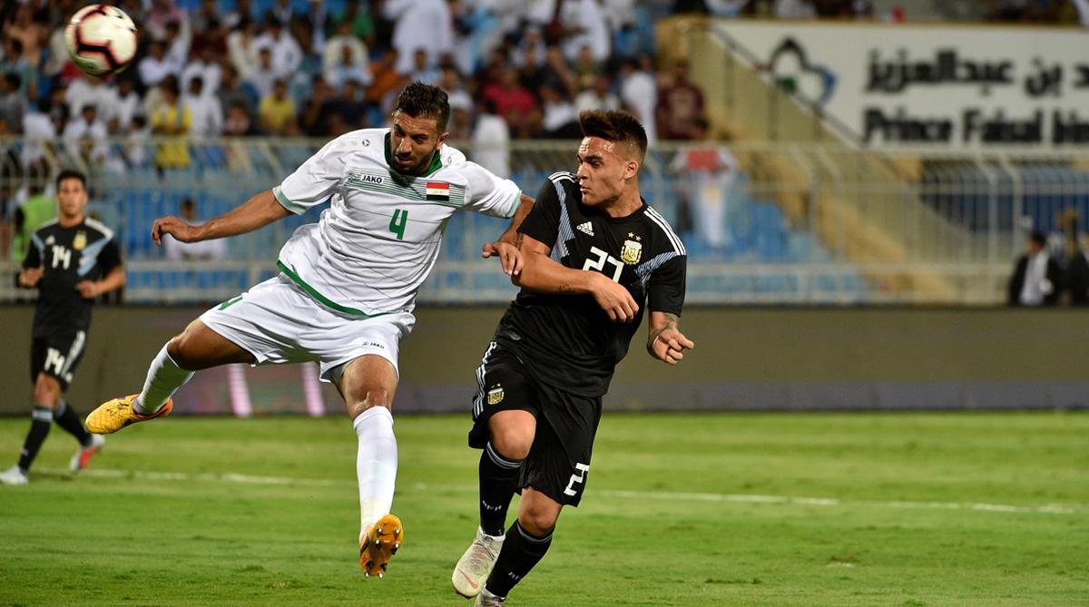 iraq vs argentina