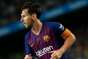 Lionel Messi speaks up amid slump in new role as Barcelona captain