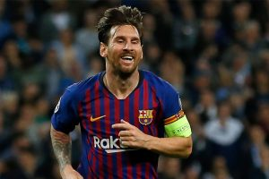 Barca's support cast show their worth as Messi nears return against Inter