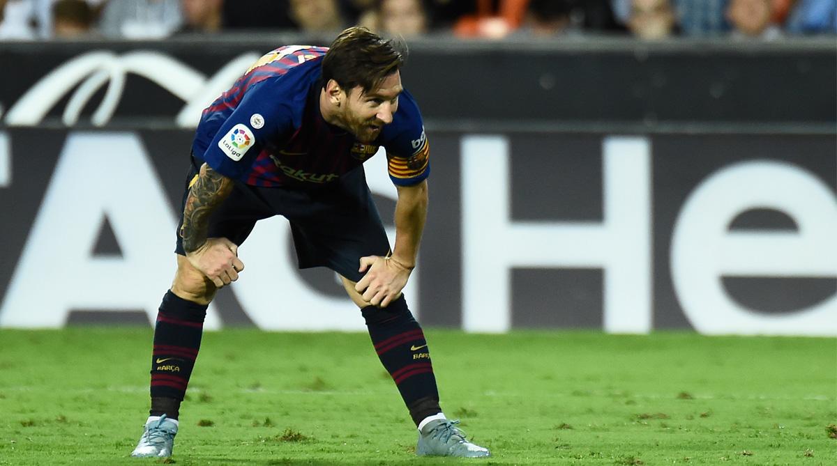 F.C. Barcelona, Lionel Messi, International Break, International Friendlies, Barcelona News