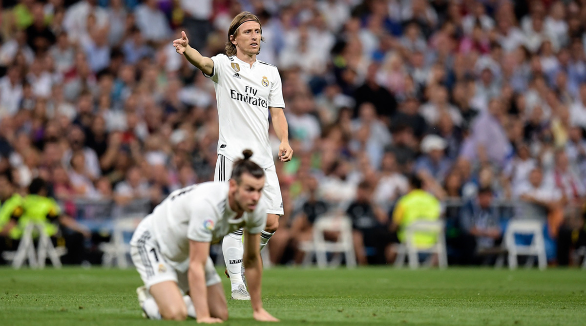 Luka Modric, Real Madrid C.F., UEFA Champions League, Real Madrid Transfer News, Real Madrid News, Marco Asensio, Cristiano Ronaldo, Gareth Bale