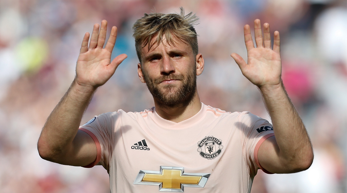 Luke Shaw, Luke Shaw Injury, England Football, Manchester United F.C., Manchester United Injuries, Gareth Southgate, UEFA Nations League,