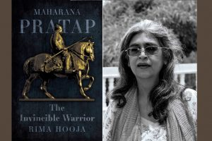 Maharana Pratap's final victory was in Akbar's reaction to news of his death, says Dr Rima Hooja