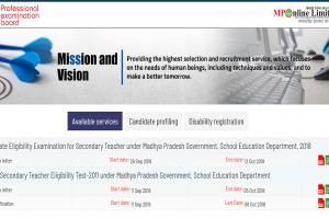 MP teacher recruitment 2018: Applications invited for high school teachers, apply now at peb.mponline.gov.in