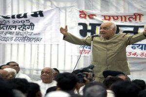 Delhi to observe 2-day mourning over former CM Madan Lal Khurana's death