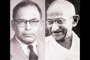 Guntur, Gandhi and Meghnad Saha