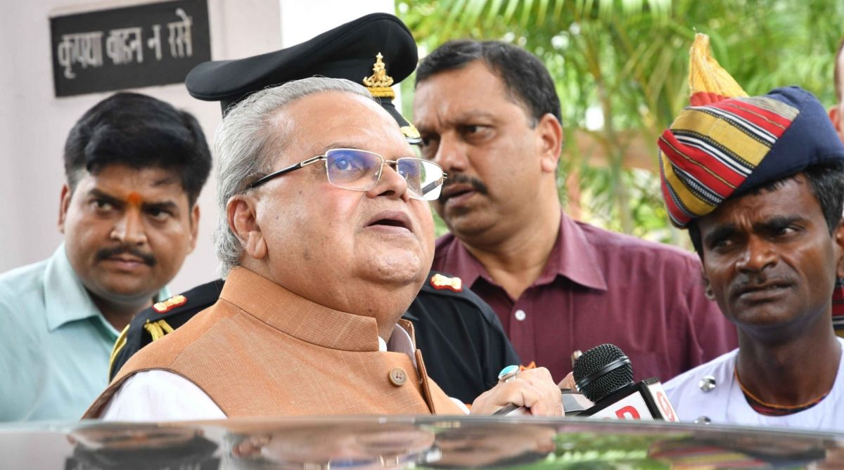 Reliance General Insurance, Reliance Insurance, Governor Satyapal Malik, J-K government