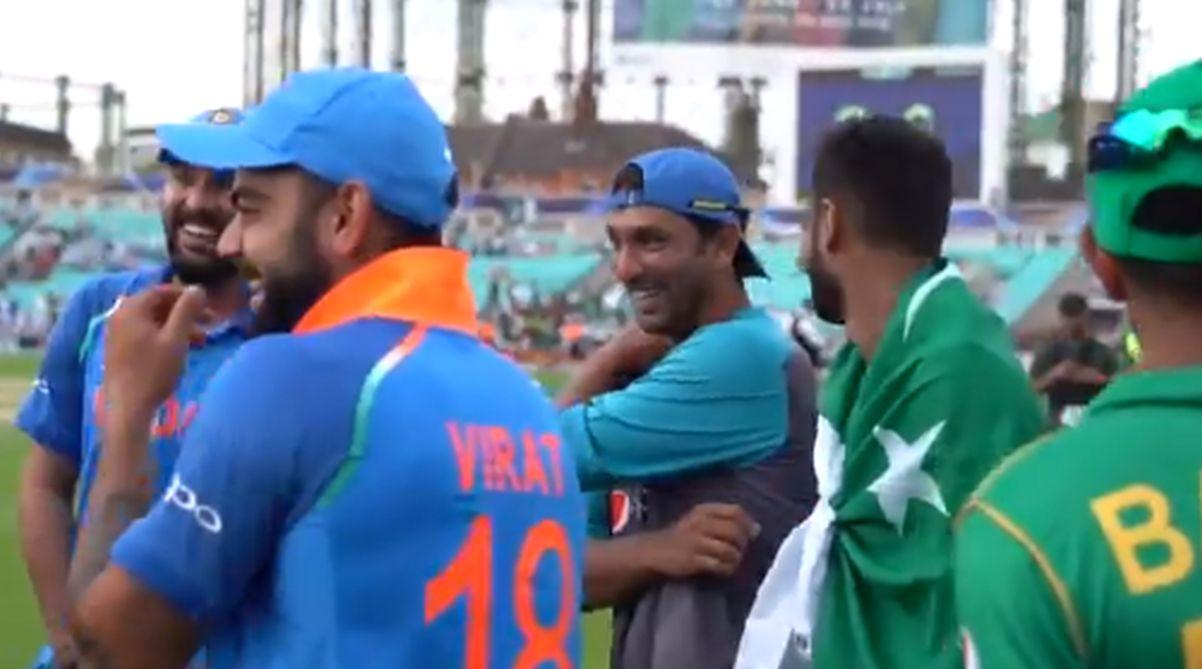 Virat Kohli, Shoaib Malik