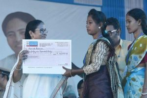 Mamata Banerjee launches series of projects in Cooch Behar