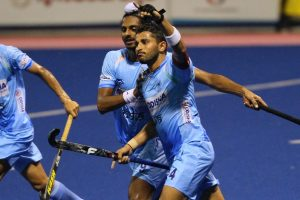 Determined Indian Junior Men's Hockey Team beat Japan 1-0