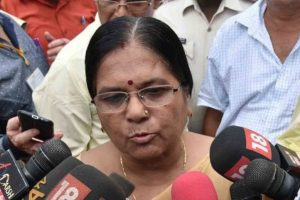 'All is not well in Bihar': SC on being told ex-minister Manju Verma can't be traced