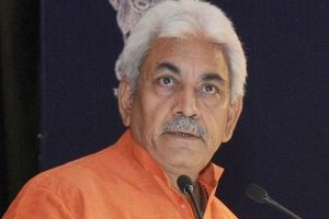 Manoj Sinha flags off Varanasi-Buxar MEMU train