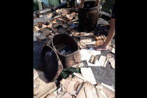 200 rare manuscripts found as family cleans temple storeroom in Rudarprayag