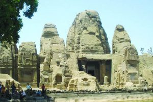 ASI plan for conservation of Masroor rock temples