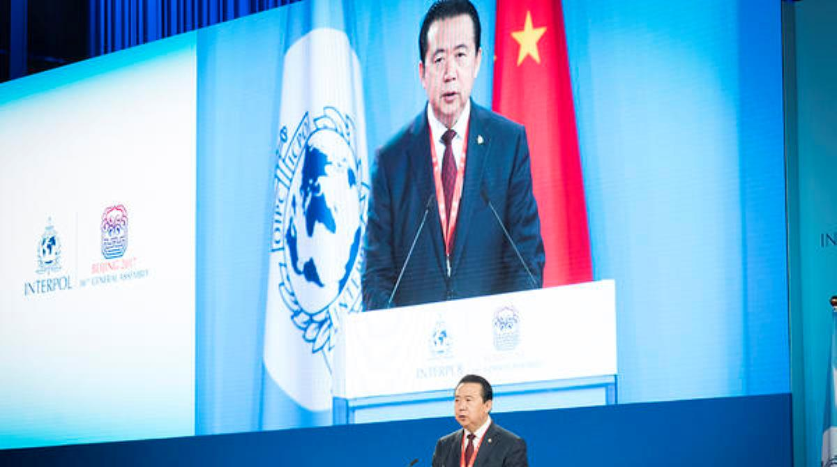 France, Probe, Interpol chief, China, Meng Hongwei