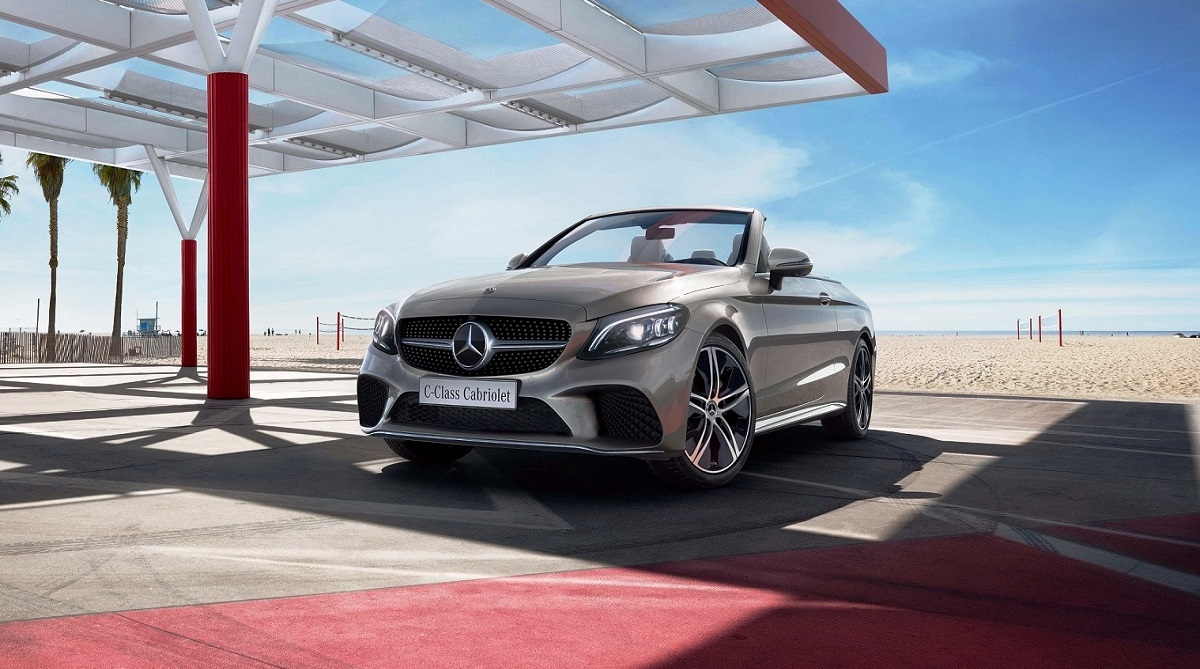 Mercedes-Benz launches C-Class Cabriolet with enhanced features
