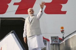What did India gain from PM Modi's foreign tours? asks Shiv Sena