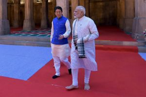 Countering China to be high on India-Japan agenda during PM Modi's visit