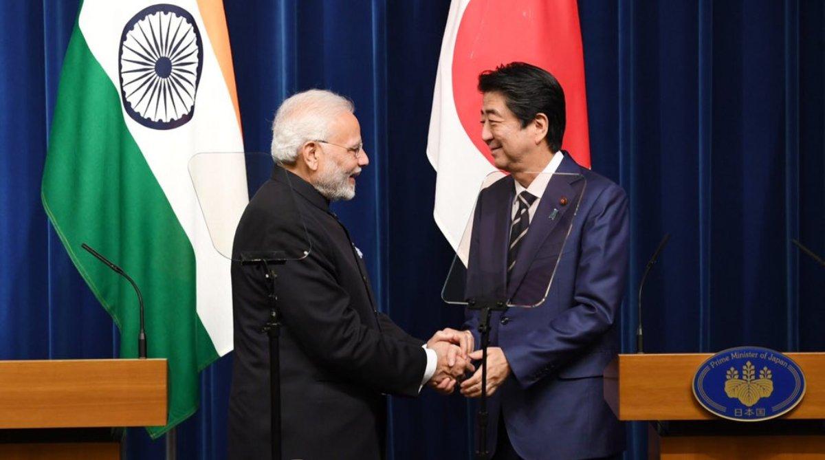 India, Japan, 2+2 dialogue, PM Modi, Shinzo Abe