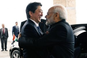 Modi-Abe summit causes anxiety in China