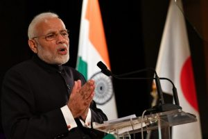 PM Modi woos Japanese industry leaders to invest more in India