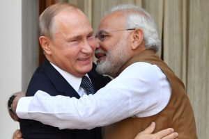 India needs Russia for more than weapons