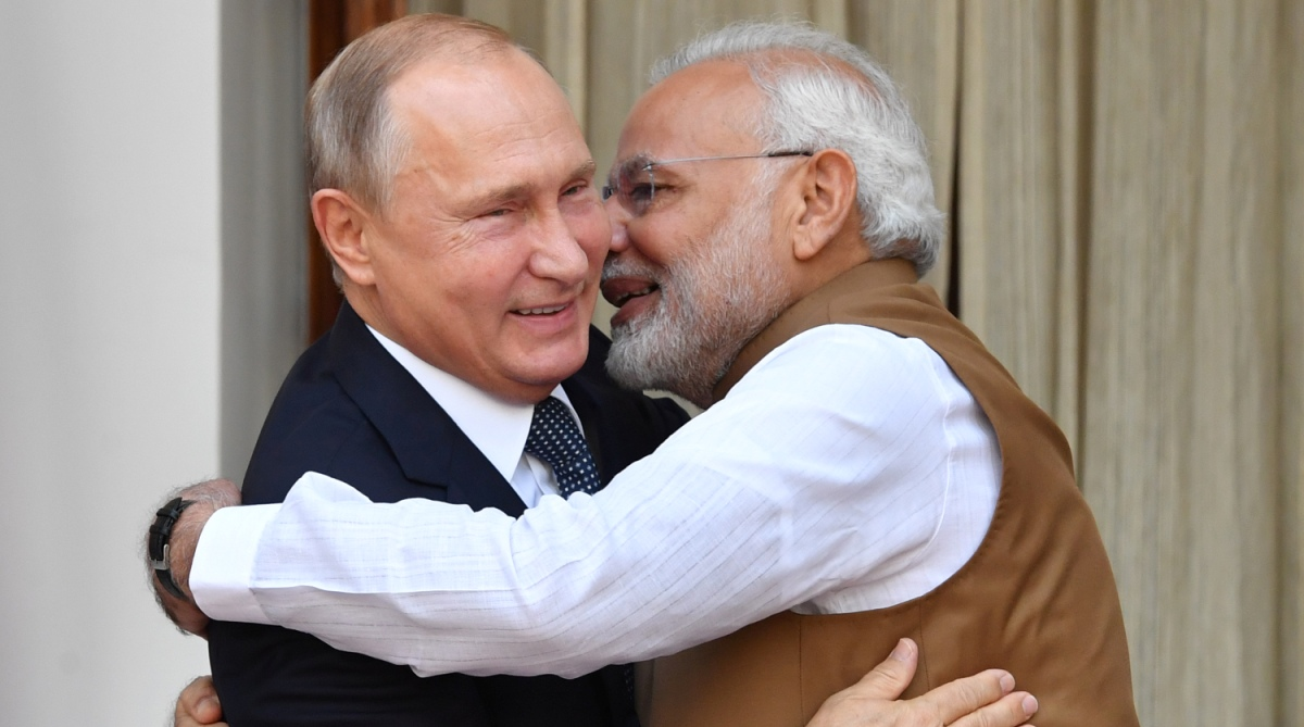 India-Russia, Indian PM, Russian President, India-Russia ties, Vladimir Putin, Narendra Modi
