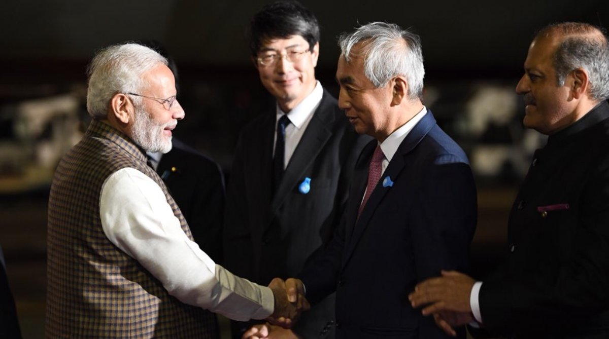 Prime Minister, Narendra Modi, Tokyo, 13th India-Japan Annual Summit