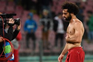 Mohamed Salah hits 50 as Liverpool ease past Red Star