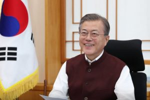 PM Modi expresses delight as South Korean President poses in 'Modi jacket'