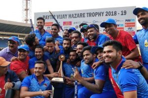 Mumbai beat Delhi to lift Vijay Hazare Trophy title for 3rd time