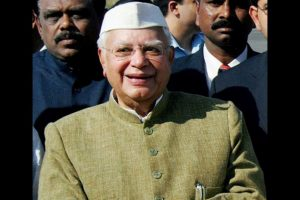 President, Vice President, Prime Minister, others pay tributes to ND Tiwari