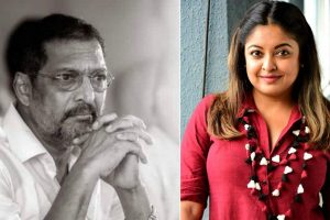 Tanushree Dutta files sexual harassment complaint against Nana Patekar