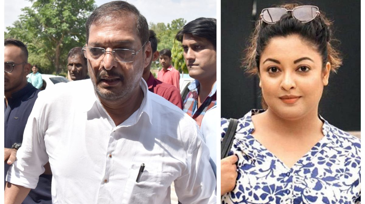 Nana Patekar cancels press meet to speak on Tanushree Dutta's allegations