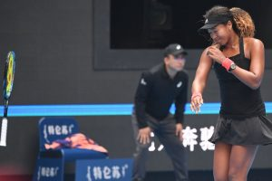 Osaka pulls out of Hong Kong Open with back injury