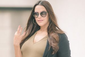 Fat shaming does not bother me: Neha Dhupia
